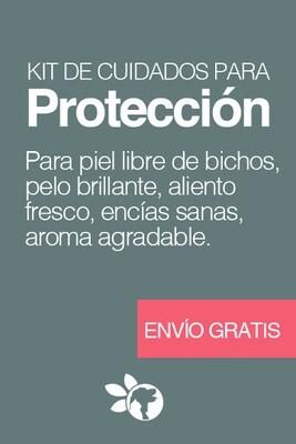 Kit peludo limpio y saludable / ENVÍO GRATIS