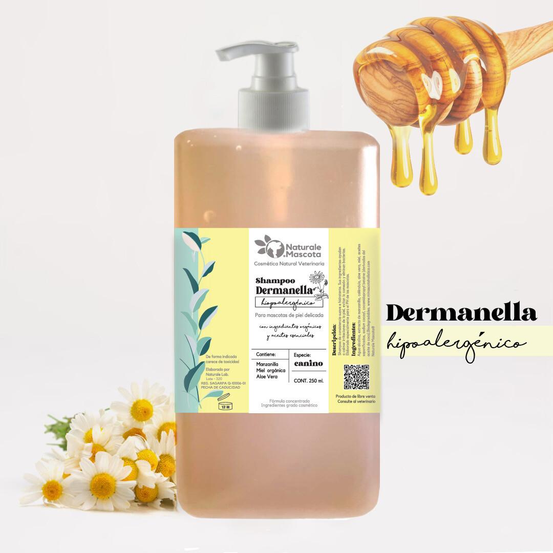 Shampoo para perros hipoalergénico/ 1 litro
