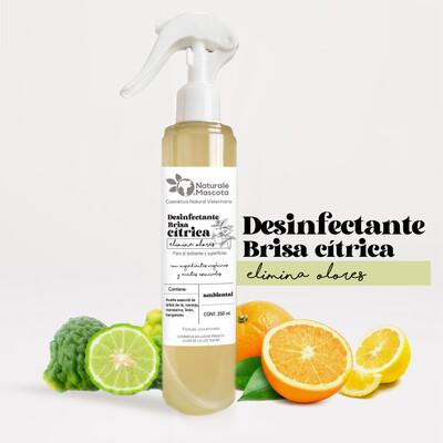 Desodorante ambiental Brisa Cítrica
