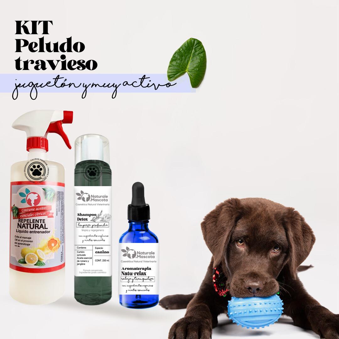 Kit peludo travieso/ ENVÍO GRATIS