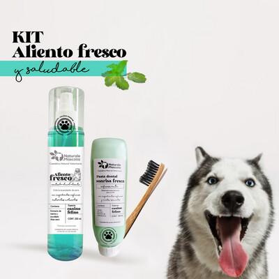 Kit Aliento fresco / Envío gratis