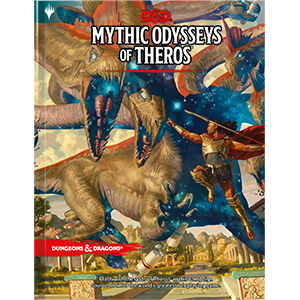 Dungeons and Dragons Mythic Odysseys of Theros