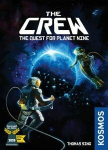 The Crew: The Quest For Planet 9