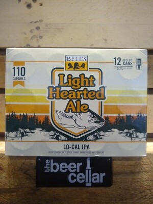 Bells Light Hearted 12pk cans
