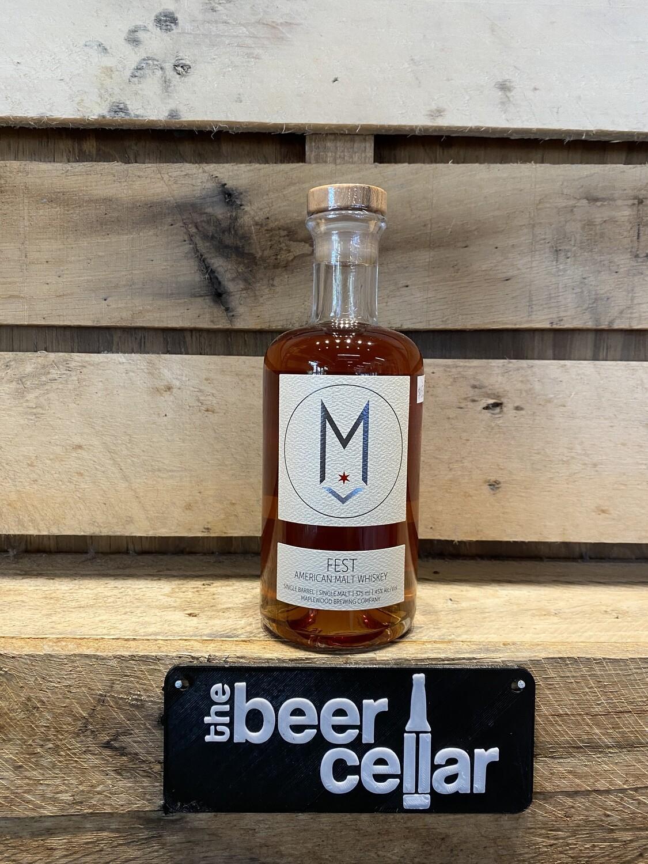Maplewood Fest Whiskey 375mL