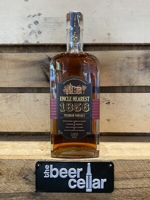 Uncle Nearest 1856 Whiskey 750mL
