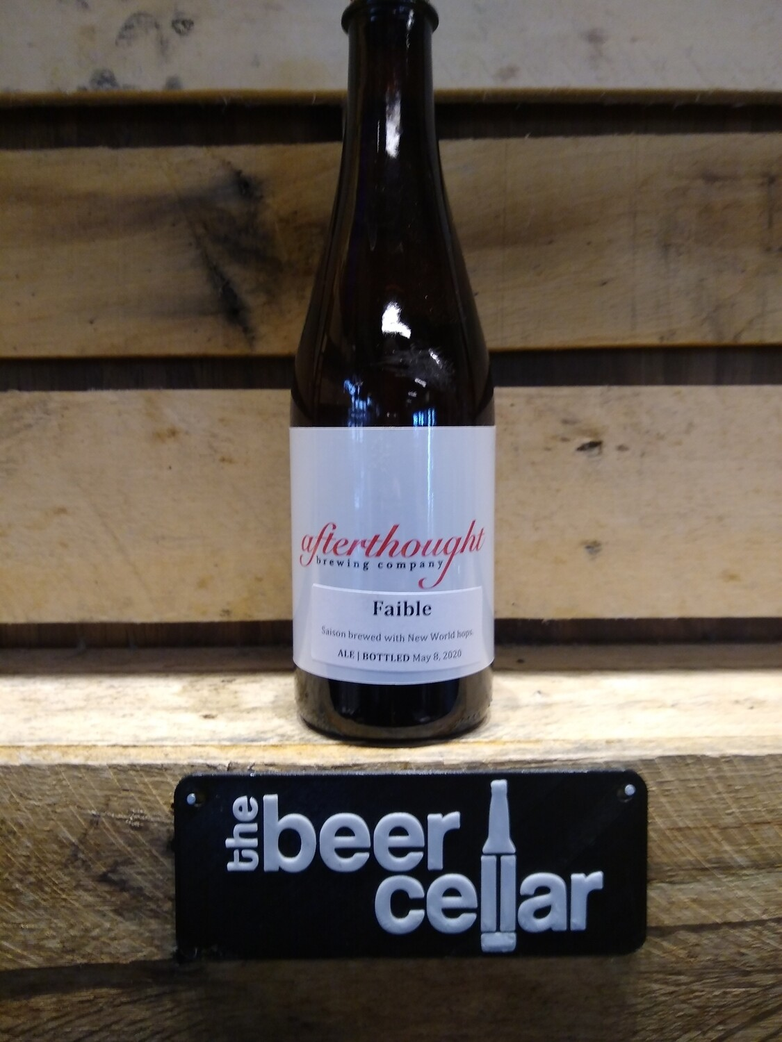 Afterthought Faible 500mL