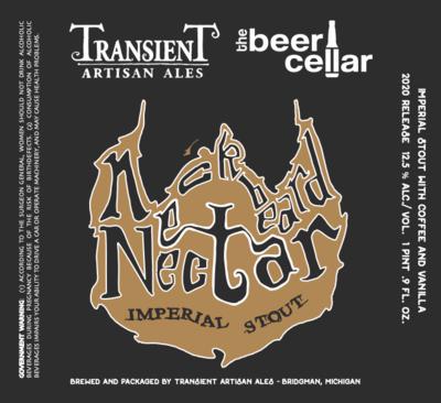 2020 Transient Neckbeard Nectar 500mL