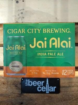 Cigar City Jai Alai 12pk cans