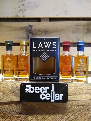 Laws Whiskey House Mix Pack