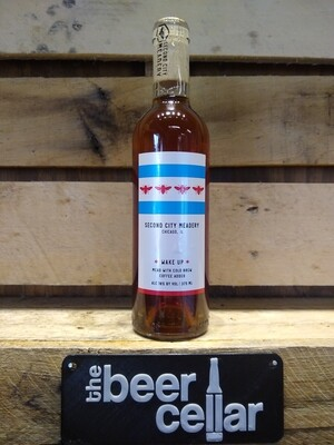 Second City Wake Up Mead 375mL
