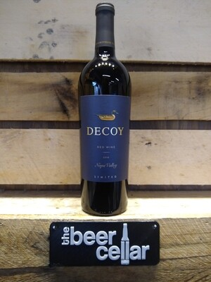 Decoy Red Blend Napa Limited 2018 750mL