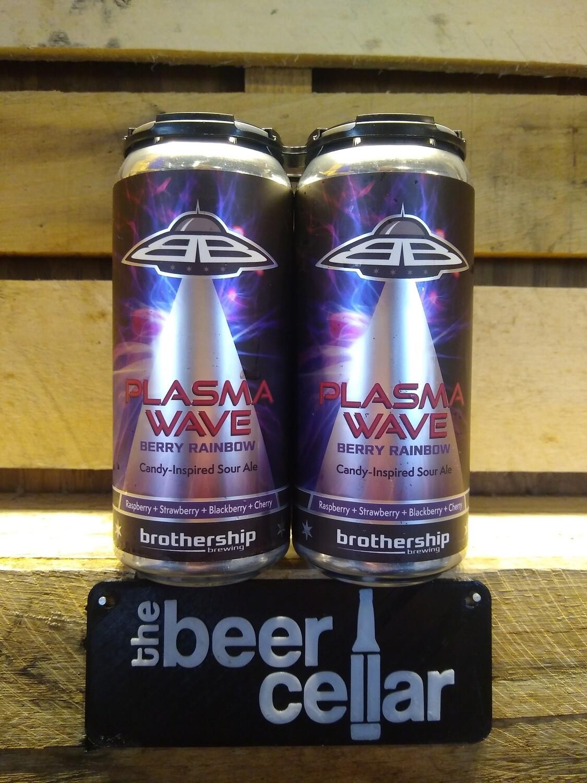 Brothership Plasma Wave: Berry Rainbow 4pk