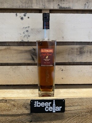 El Dorado Single Barrel PM Rum 750mL