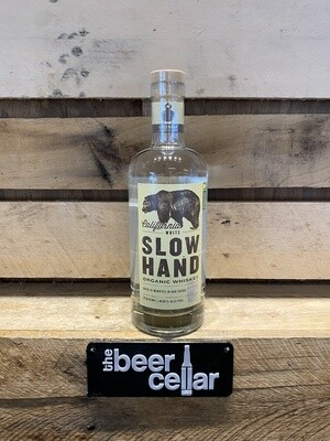 Slow Hand White Whiskey 750mL