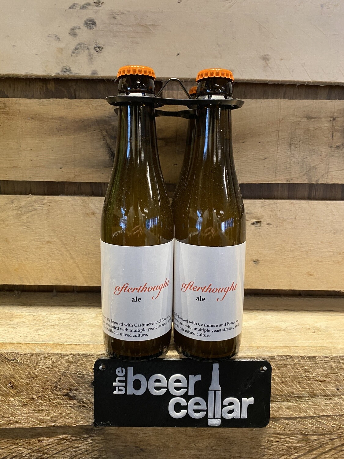 Afterthought Ale 4pk