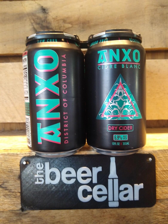 Anxo Cidre Blanc 4pk