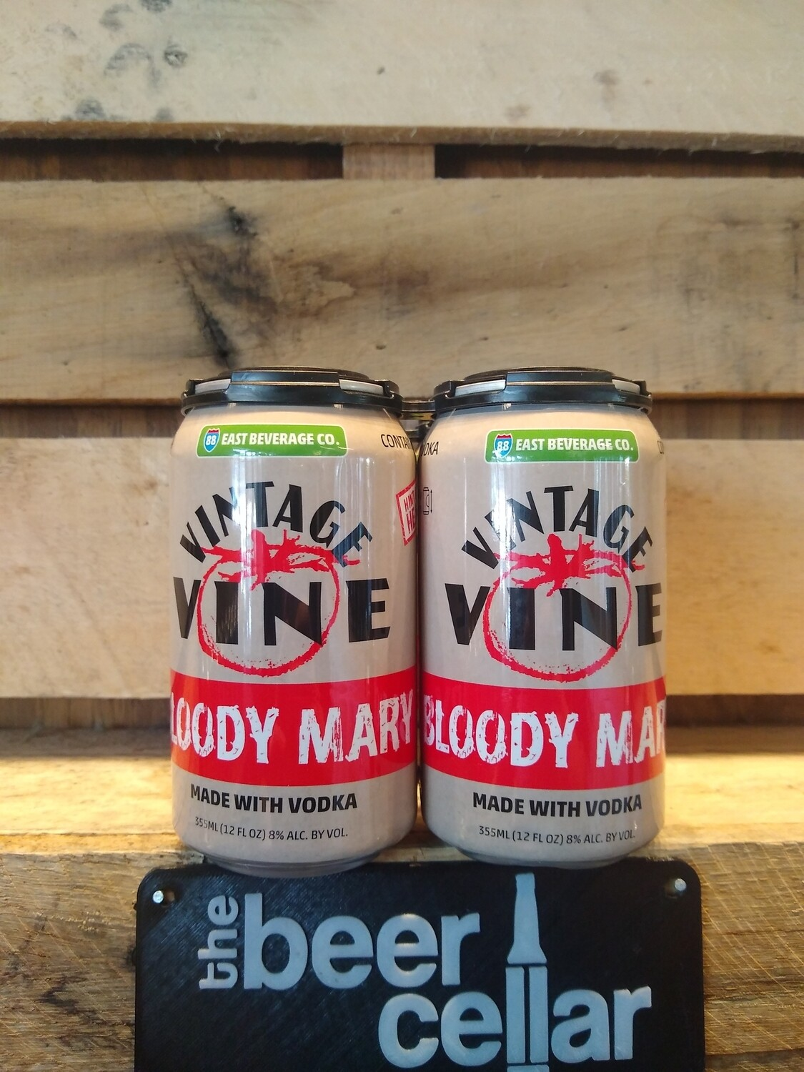 88 East Vintage Vine Bloody Mary 4pk