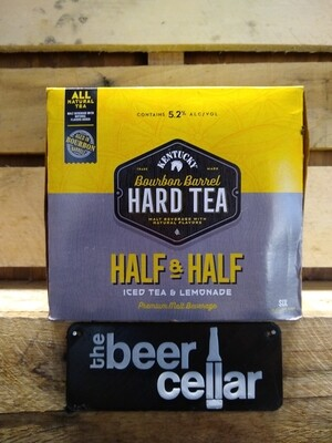 Kentucky Bourbon Barrel Hard Tea and Lemonade Mix 6pk cans