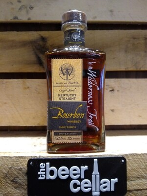 Wilderness Trail Bourbon Whiskey Two Turtle Doves 750mL