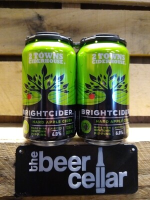 2 Towns Brightcider 4pk
