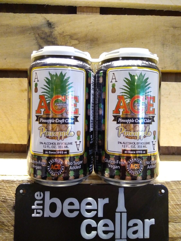 Ace Pineapple Cider 4pk