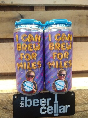 Mikerphone I Can Brew for Miles 2021 4pk