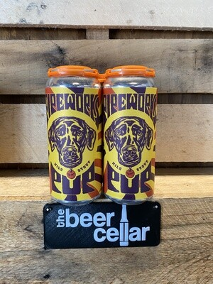 Pipeworks Pup 4pk