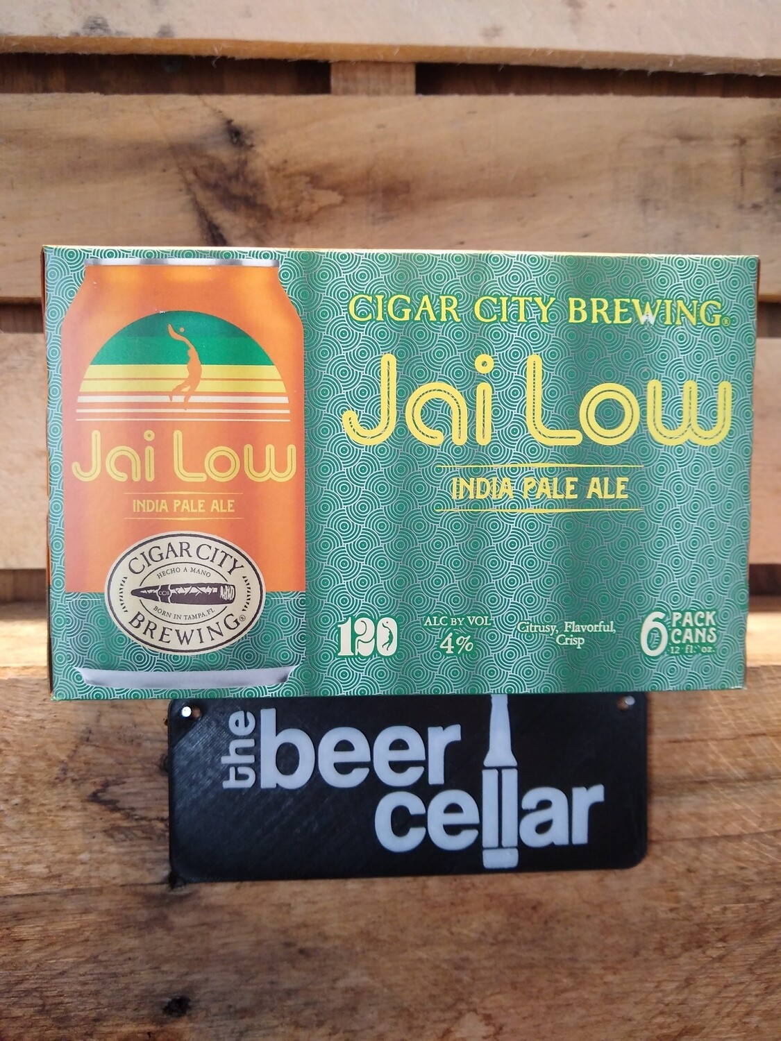 Cigar City Jai Low 6pk cans