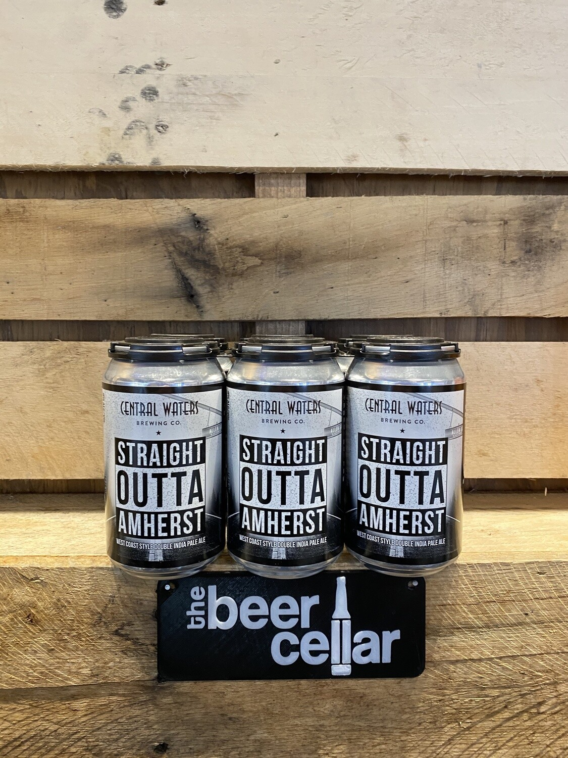 Central Waters Straight Outta Amherst 6pk