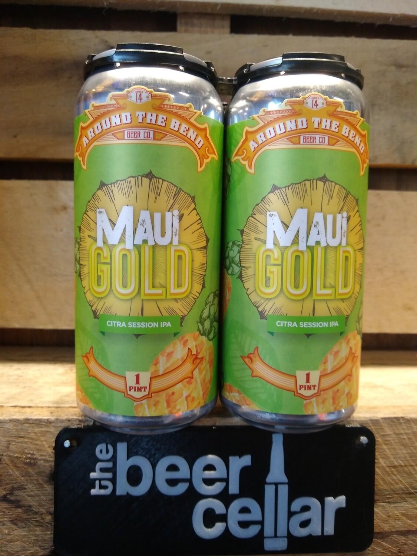 Around the Bend Maui Gold 4pk