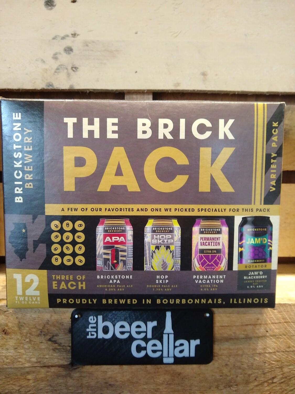 Brickstone The Brick Pack 12pk cans