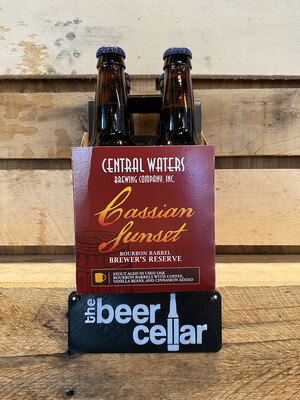 Central Waters Cassian Sunset 4pk
