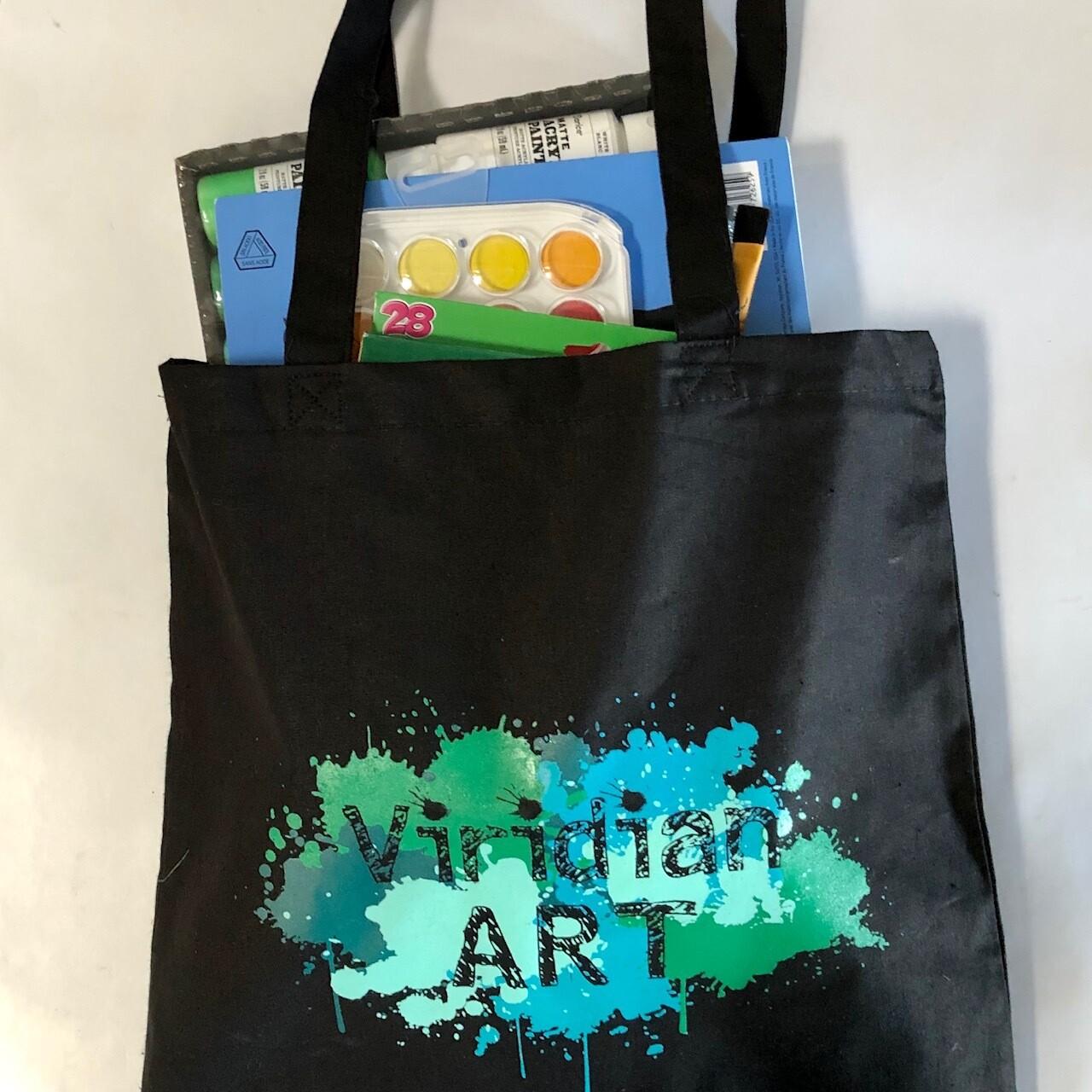 Viridian Art at Home Art Supplies