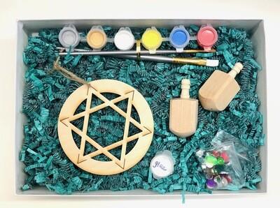 Hanukkah Craft Kit