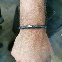 The Viking Twist Bracelet