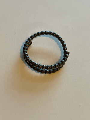Oxidized Bead Ring