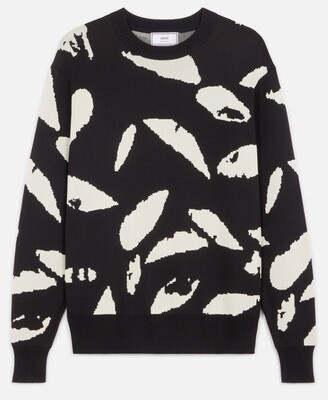 PULL COL ROND PLUMES