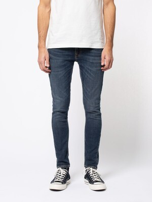 JEAN NUDIE SKINNY LIN West Coast Worn
