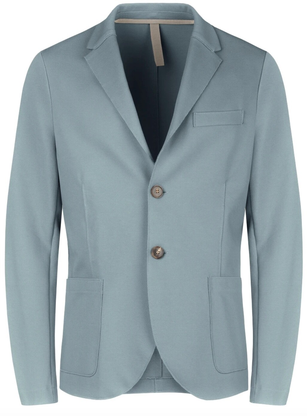 BLAZER HARRIS WHARF PIQUET STRETCH CIEL