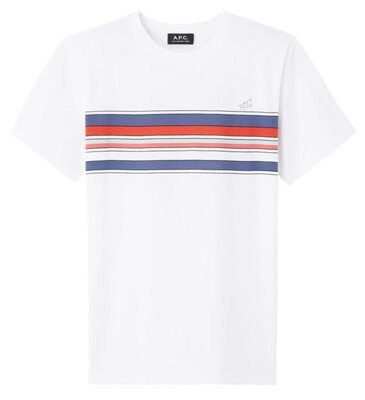 T-SHIRT A.P.C Gaston