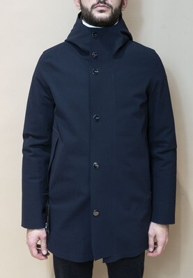 PARKA RRD DOWN UNDER NAVY