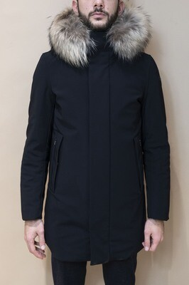 PARKA RRD WINTER ESKIMO BLACK