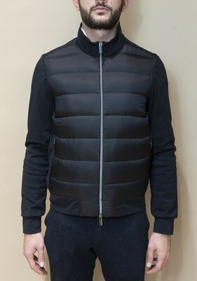 VESTE ZIPPÉ RRD WINTER FLEECE DUCK BLACK