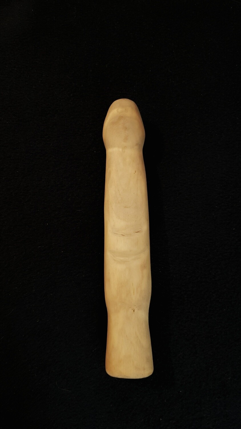 Enjoy three Holzdildo.love
