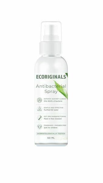 Antibacterial Spray - Protect little hands