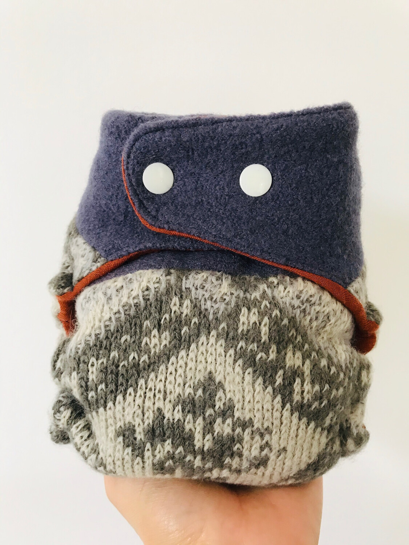 Wool Wrap Nappy Custom Orders
