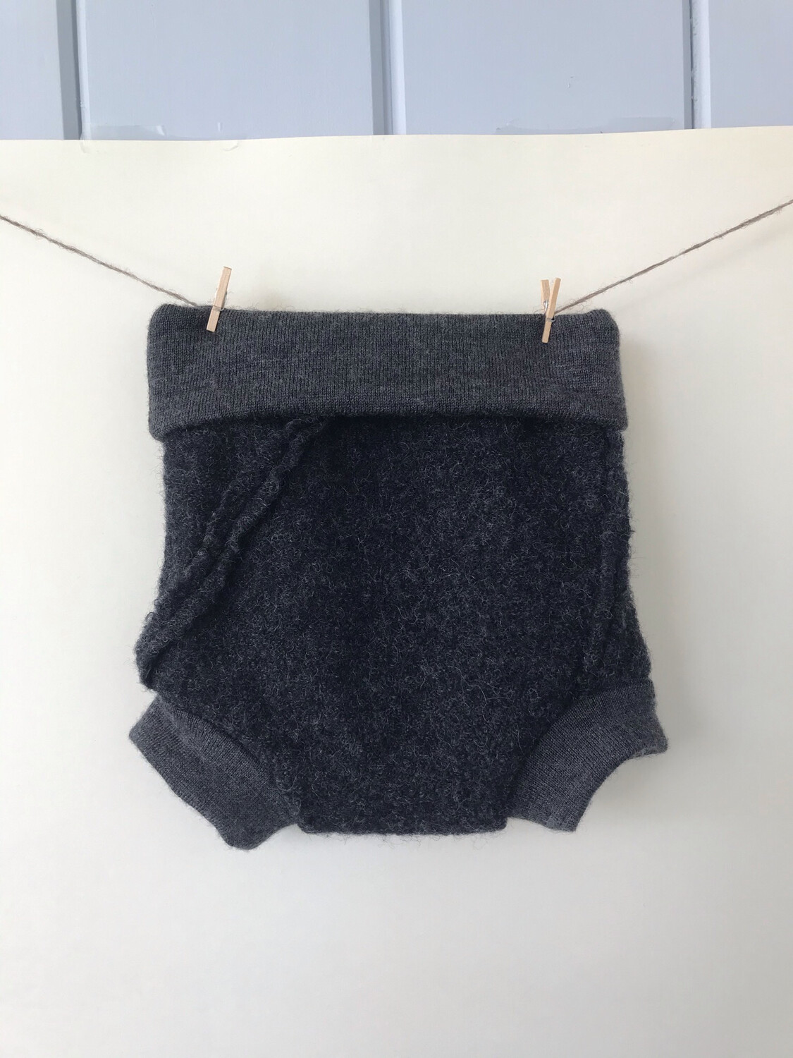 Wool Nappy Cover 1-6M+