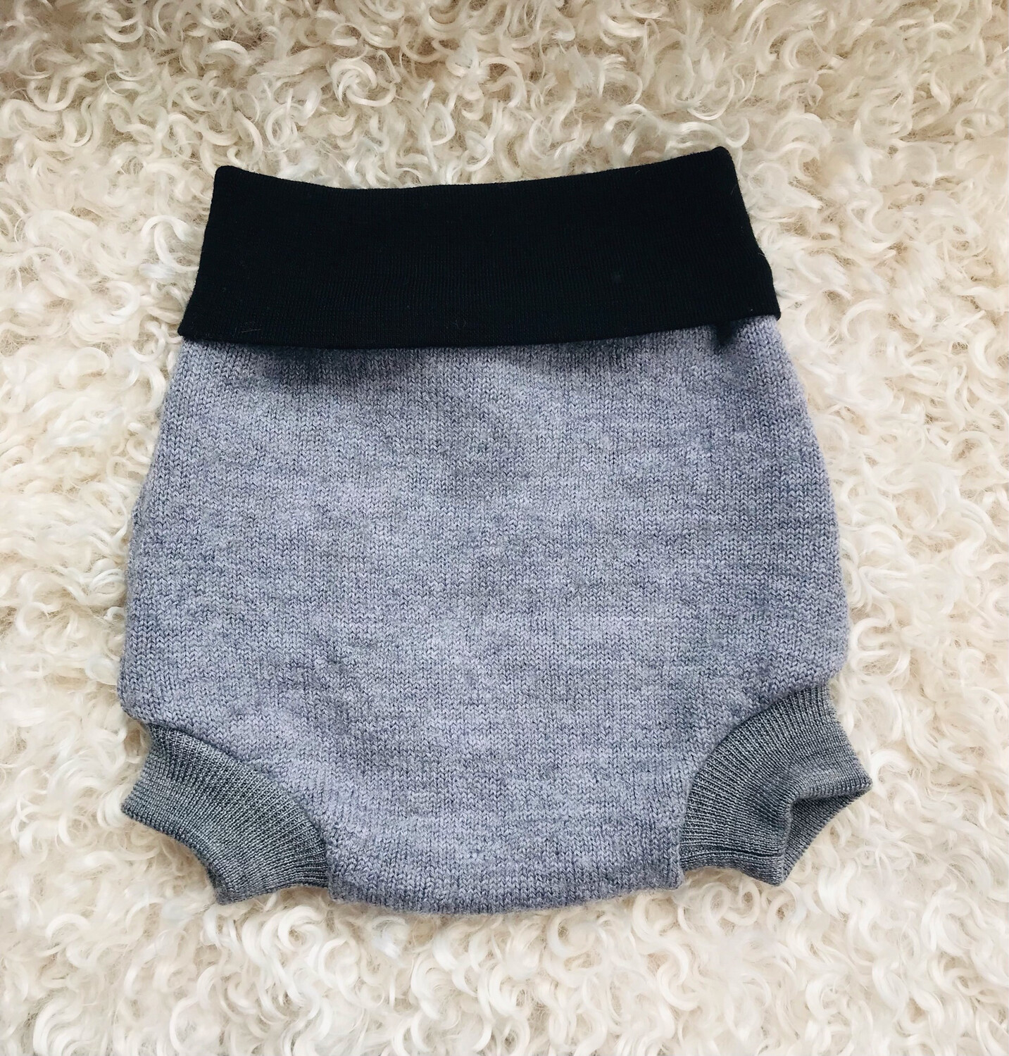 Wool Nappy Cover 6-12+
