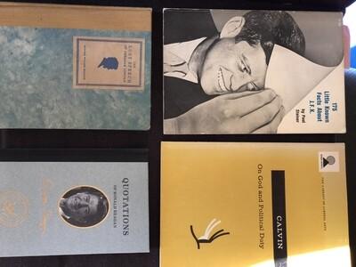 Presidential Book set